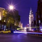 Intensive tour around Budapest