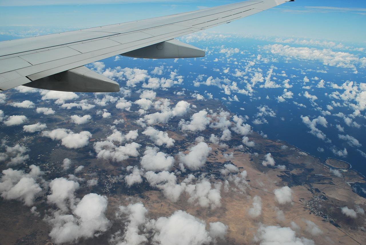 plane-view